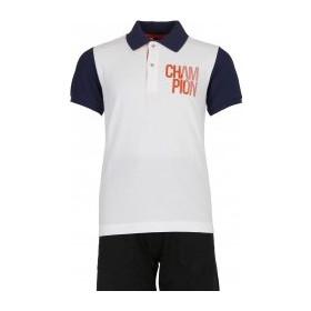 19e5da8a1862 polo παιδικα ασπρη - Μπλούζες Αγοριών