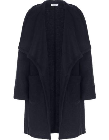 Μπουκλέ παλτό με τσέπες WL7817.7625+3 3722957a139
