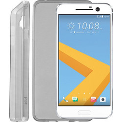 ΘΗΚΗ HTC 10 ULTRA THIN TPU 0.3MM GREY IDOL 1991