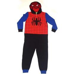 Πυτζάμα ολόσωμη παιδική βαμβακερή spiderman 7b1badd0079