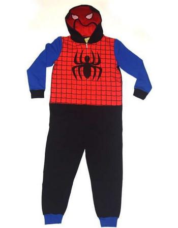Πυτζάμα ολόσωμη παιδική βαμβακερή spiderman 2ebc9f55205