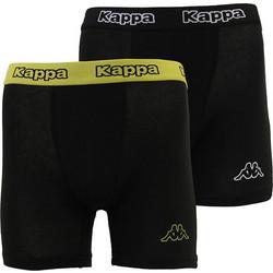 Σετ Ανδρικά Εσώρουχα Boxers Χρώματος Μαύρο και Κίτρινο Robe di Kappa - 2  Τεμάχια 5efe198fdbb