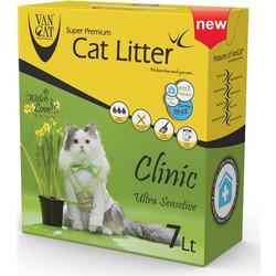 ea30708f61a2 Van cat clinic 6kg αντιβακτηριδιακή άμμος για γάτες