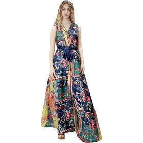 7dc07c372444 Lynne 141-511088-6138 Φόρεμα Μπλε Lynne