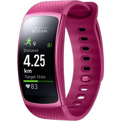 Samsung Gear Fit 2 Pink Small