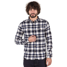 0a3fe93997b9 SUPERDRY D2 WINTER WASHBASKET SHIRT M40002AR-UV5 Μπλε