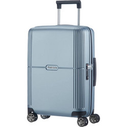 5561deb776 Samsonite Orfeo 55cm 4 Wheels Sky Silver