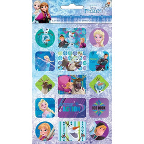 c38289ad75 Disney Frozen Αυτοκόλλητα Lenticular