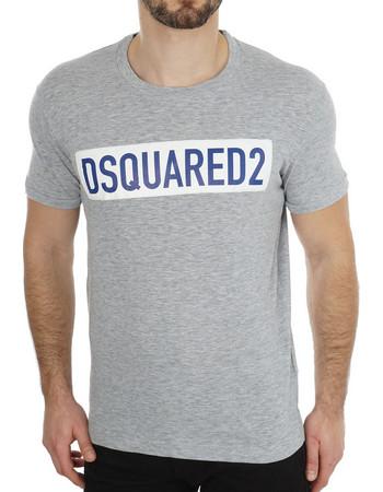0c6c058a54a7 DSQUARED2 logo T-shirt S74GD0487S22146