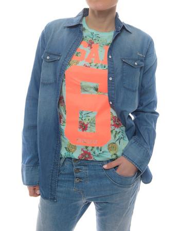 ad9cb39c7eef πουκαμισα γυναικεια - Γυναικεία Πουκάμισα Pepe Jeans (Σελίδα 2 ...