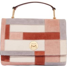 44746eb028 Coccinelle γυναικεία τσάντα χειρός Liya Patch - E1DD3-180101 - Πολύχρωμο