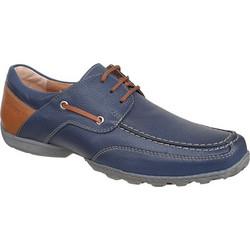 4c027bd46fa SOFTIES 6968 Μπλε Ανδρικά Παπούτσια