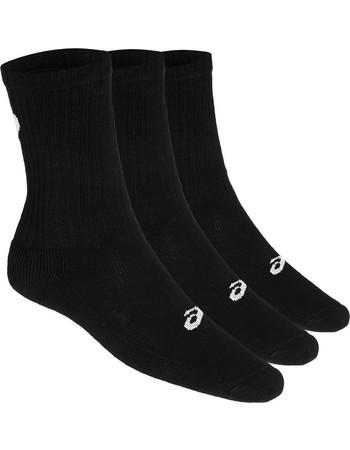 Asics Crew Socks - 3 ζεύγη 155204-0900 fd30c33f067