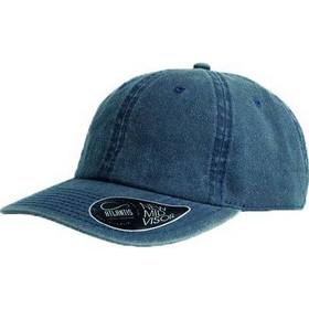 ed231d5f266d Atlantis Digg καπέλο Εξάφυλλο καπέλο τζοκεϊ 100% Βαμβάκι - NAVY