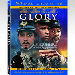 GLORY - Ο ΔΡΟΜΟΣ ΠΡΟΣ ΤΗ ΔΟΞΑ [4K MASTERED] (BLU RAY) - FEELGOOD ENTERTAINMENT
