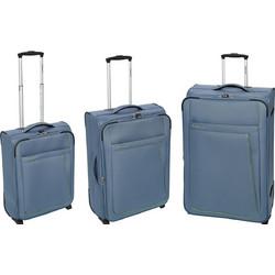 b4c241c495 Diplomat ZC6045 Σετ 3τμχ 55cm + 61cm + 71cm Blue
