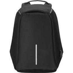 Antitheft Σακίδιο Πλάτης 14 Laptop. Forest FC5445. Μαύρο f0dff3343dc
