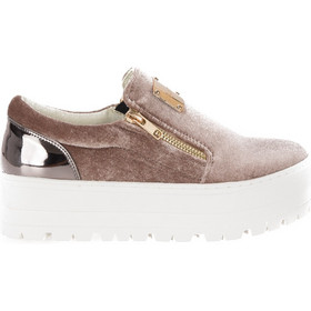 Exe Γυναικείο Slip on 51556-1g taupe 343d5a48f84