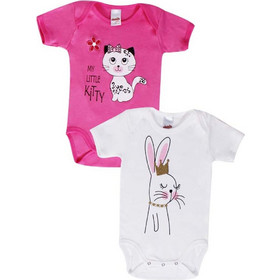 532dcd966f8 Minerva Φορμάκι Baby Κμ Κορίτσι My Little - Διπλό Πακέτο Πολύχρωμο