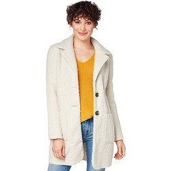 TOM TAILOR ΓΥΝΑΙΚΕΙΟ BOUCLEE ΠΑΛΤΟ 3555392007-2841 (2841 NATURAL WHITE) 6ff450291a1