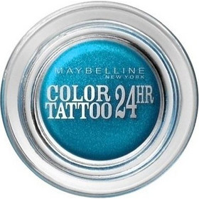 Maybelline Color Tattoo 24HR 20 Turquoise Forever 4g
