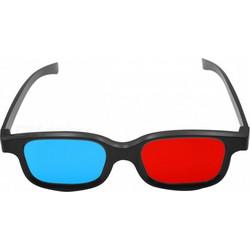 3D Γυαλιά με Πλαστικό Σκελετό και Κόκκινο Μπλε Τζαμάκι (OEM) (BULK) ee444bc12b2