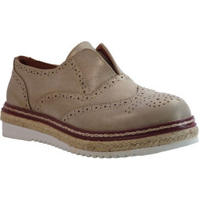 Envie shoes Oxford Γυναικεία Παπούτσια E42-05040 Χρυσό Envie Ε42-05040 Χρυσό c004f05ca2a