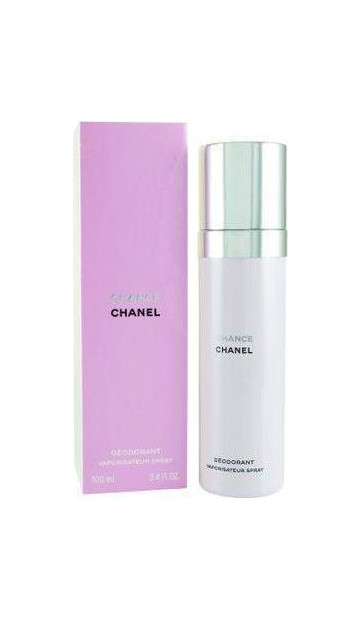 Chanel Chance Deodorant Spray Women 100ml