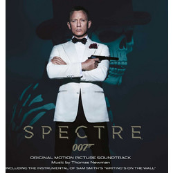 JAMES BOND: SPECTRE - THE ORIGINAL MOTION PICTURE SOUNDTRACK (AUDIO CD) - IMPORTED / ΕΙΣΑΓΩΓΗΣ