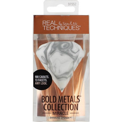 Real Techniques Bold Metals Collection Miracle Diamond Sponge 91552