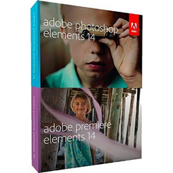Adobe Photoshop Elements 14 & Premiere Elements 14 (PC/Mac)