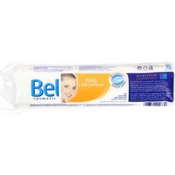 Bel Cosmetic Pads Δίσκοι Ντεμακιγιάζ διπλής όψης με μικροΐνες 75τμχ 19e264eb8d2