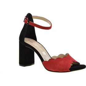 3f5207033f7 κοκκινο μαυρο - Γυναικεία Πέδιλα | BestPrice.gr