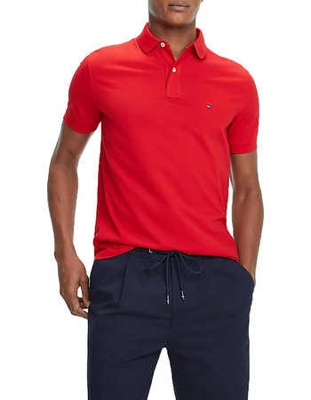 c0f4dccd512b ΜΠΛΟΥΖΑ TOMMY REGULAR POLO(Red) MW0MW09733 Red