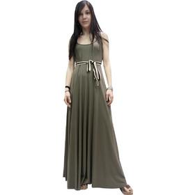 a5fb556eb8f8 Lynne 141-511056-54S Φόρεμα Χακί Lynne
