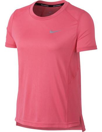 Nike Dri-FIT Miler Short Sleeve Running Top 932499-823 d7db65a25b8