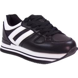 Exe Shoes Sneakers Γυναικεία Παπούτσια 639-J1639 Μαύρo 404427 19a56f2aec8