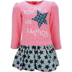 248580203b4 Παιδικό Φόρεμα Εβίτα 187206 Ροζ Κορίτσι
