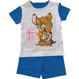 87dab7827f4 Disney μπλε παιδική πυτζάμα με τη φιγούρα του Bambie GL130K
