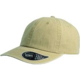 a8a4d2b7f302 Atlantis Digg καπέλο Εξάφυλλο καπέλο τζοκεϊ 100% Βαμβάκι - KHAKI