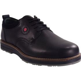 Robinson Ανδρικά Παπούτσια 1635 Μαύρο Δέρμα robinson 1635 mauro 31125456bc0