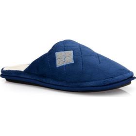 Ανδρικές χειμερινές ανατομικές παντόφλες PAREX 10118104 BLUE 62511051fd1
