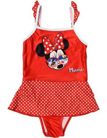 Disney Minnie Παιδικό Μαγιό Ολόσωμο D92478 632ded1ccc1