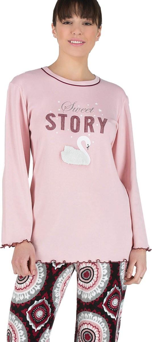 γυναικεια μπλουζα - Γυναικείες Πιτζάμες 3fc674926ae