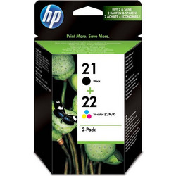 HP 21 22 Combo-Pack SD367AE