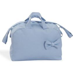 1c25288ec52 Τσάντα για τα πράγματα του Μωρού INTERBABY με φιόγκο ΣΙΕΛ INTERBABY