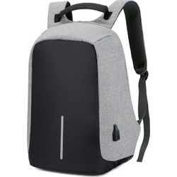 d61b97f209 Αντικλεπτικό Σακίδιο Πλάτης - AntiTheft Backpack - OEM