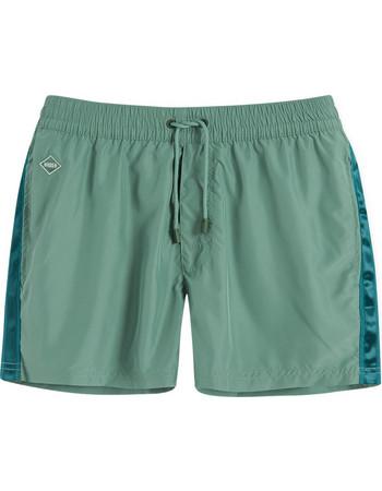 Nikben Studio Jungle Swim Shorts Green d810ac82c3f