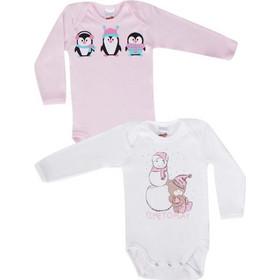 Minerva Φορμάκι Baby Μμ Κορίτσι Snowman - Διπλό Πακέτο Πολύχρωμο cdeb169ab26