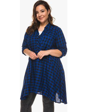γυναικεια καρο πουκαμισα - Γυναικεία Πουκάμισα (Σελίδα 4)  8d2f51ee477